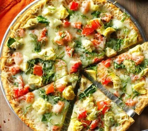 Artichoke Pizza 1