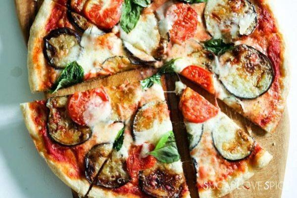 Eggplant Pizza 1