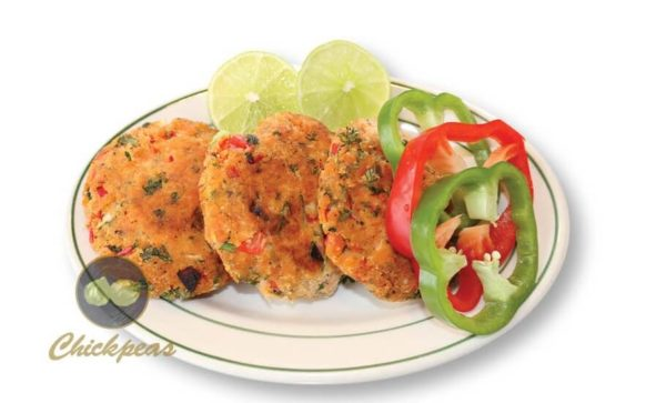 Salmon Cutlet 1
