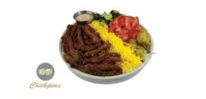 Beef Shawarma Wrap 2
