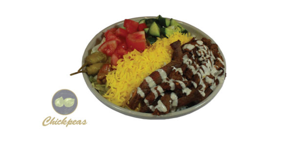 Beef Shawarma Wrap 1