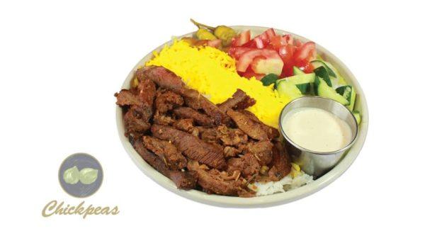 Lamb Shawarma Bowl 1