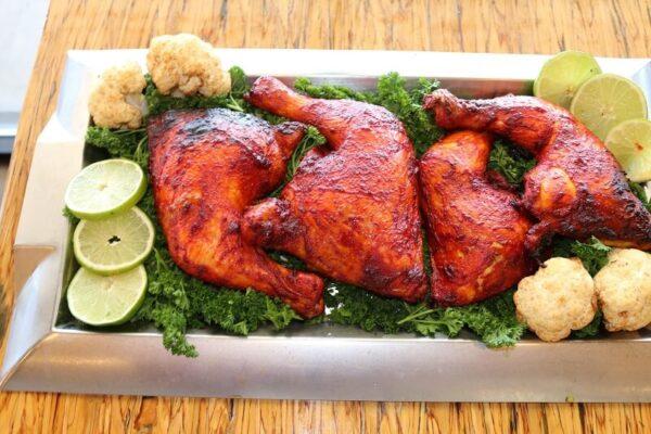 Chicken Dark Meat 1/4 1
