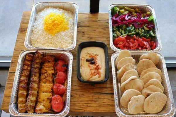 Kabob Family Platter - Feeds 4-5 1