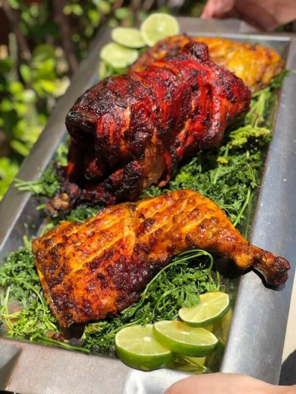 Chicken Dark Meat 1/4 2