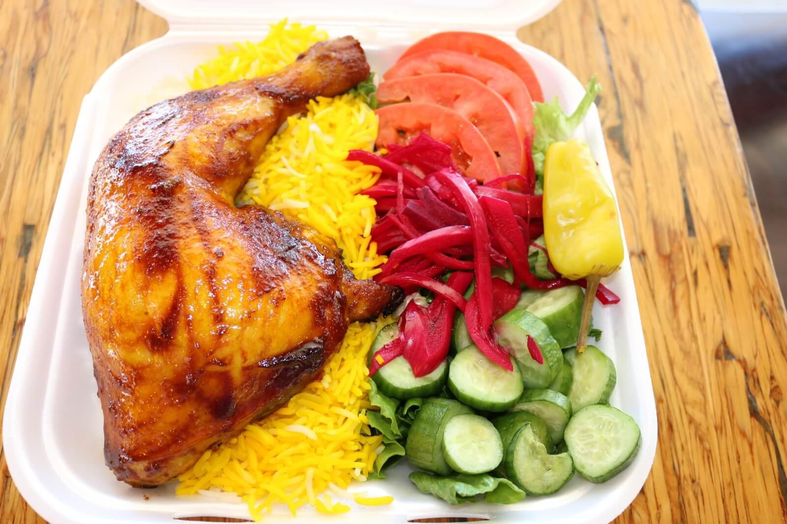 Chicken Tandoori 1.4