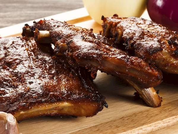 BBQ or Mediterranean Baby Back Ribs 1